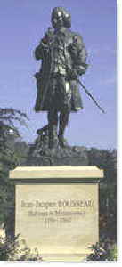 Statue in Montmorency